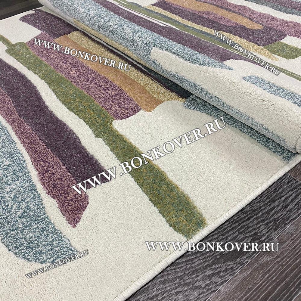 Ковер Карпет New 02 Разноцветный Дизайн 24 Прямоугольный
